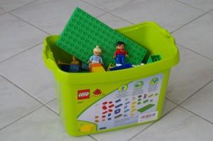 Boite Lego Duplo jeu de construction de Lego