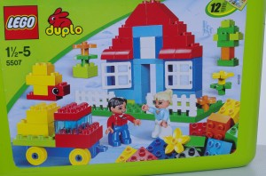Baril Lego Duplo jeu de construction