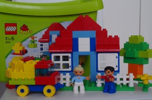 Boite Lego Duplo jeux construction Lego
