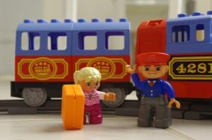 jeux de trains Lego Duplo