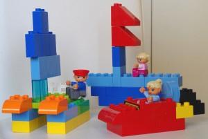Jeux construction bateau lego duplo