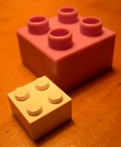 gros Lego pour bébé