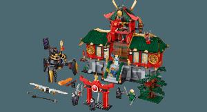 temple lego ninjago