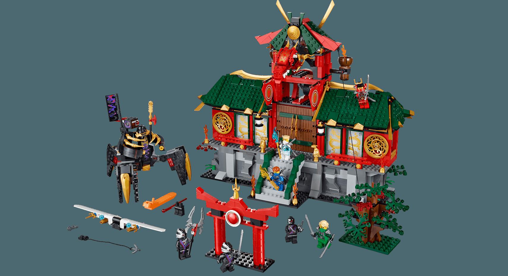 Lego ninjago nos explications avis et opinion - Dessin de lego ninjago ...
