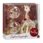 Sophie la girafe coffre noel